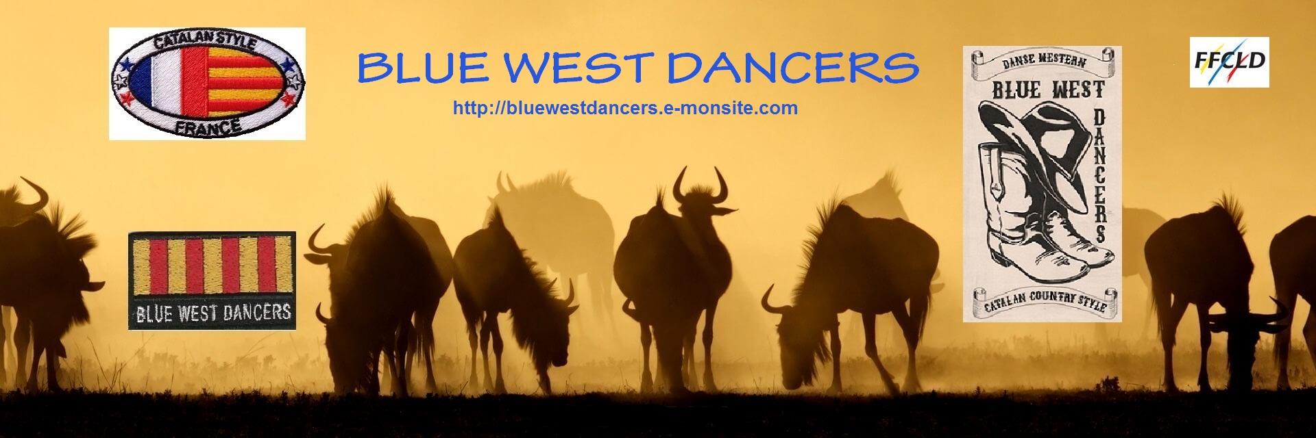 BLUE WEST DANCERS
