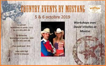 ‎Country Events By Mustang