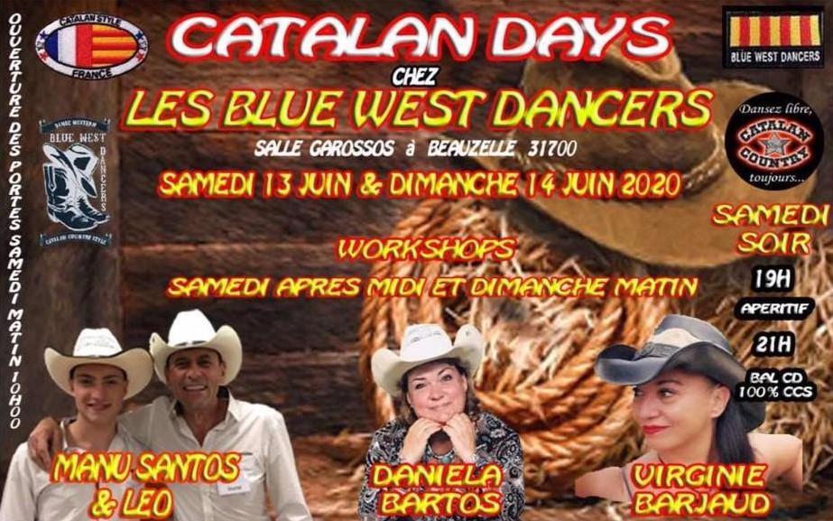 Flyer catalan days 2022