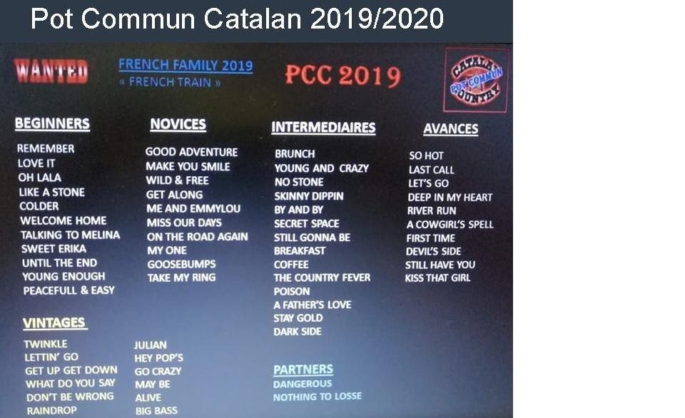 Pot commun catalan 2019 2020